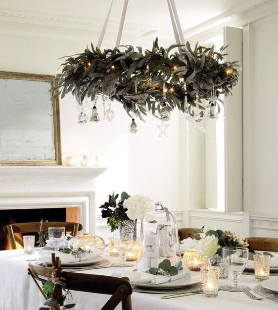 Deco Noel Ma Decoration De Table De Noel Le Blog Deco De Mlc