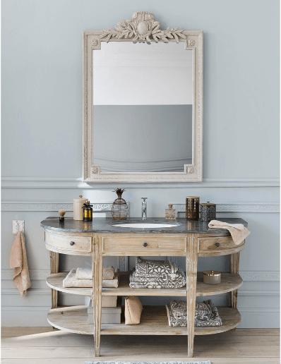Une belle salle de bain stylée et déco - Le Blog déco de MLC