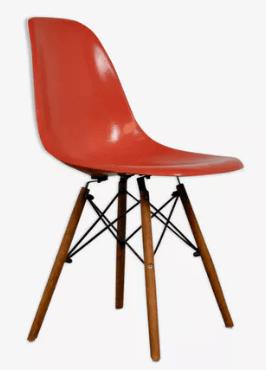 chaise eames bois