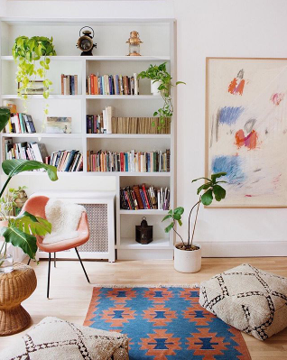 etagere-bibliotheque-salon-deco-boheme-chic-reserve-home