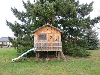 cabane au Canada