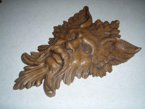 sculpteur animalier sur bois