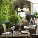 Restaurant de l'Intercontinental Avenue Marceau : le M64