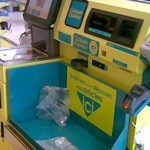 Les caisses automatiques… pratiques ?
