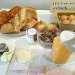 Test livraison brunch Paris : Frichti