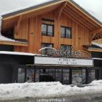Séjour en famille au RockyPop Hotel de Chamonix