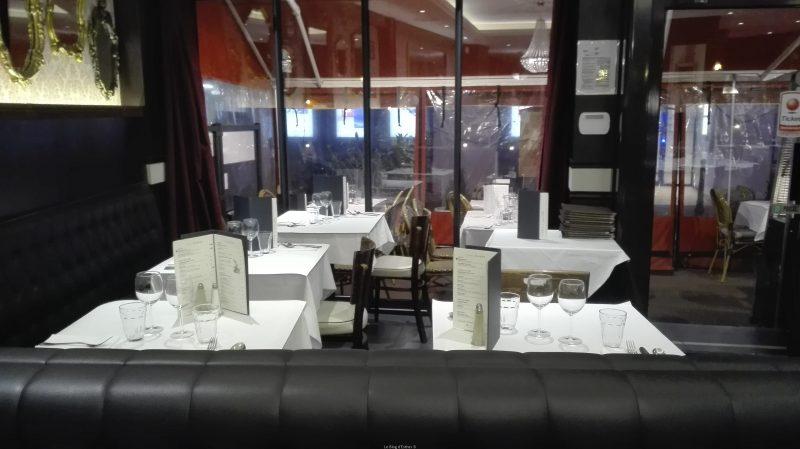 Restaurant La Table Du Marche A Trouville Le Blog D Esther B