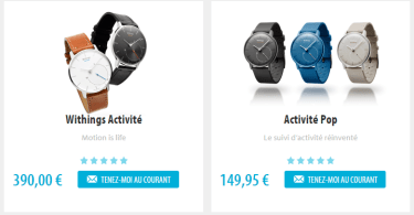 smartwatches withings