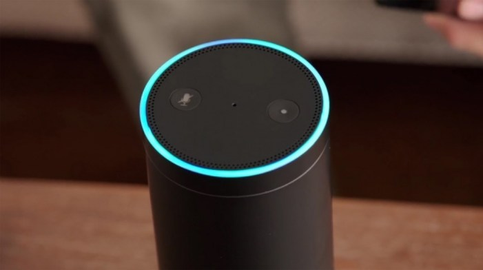 Apple concurrent Amazon Echo Siri