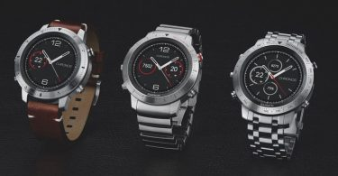 Garmin Fenix Chronos montres connectées
