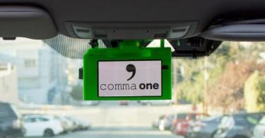 Comma.ai Comma One