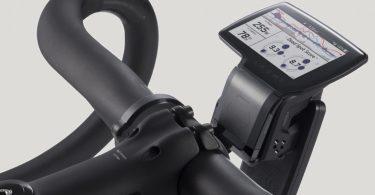 Type-R tracker de mouvement pour les cyclistes de Leomo