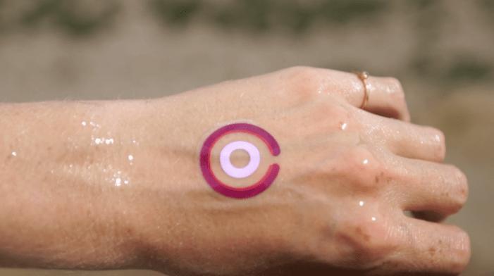 LogicInk Logic UV tatouage temporaire rayons UV