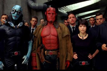 Photo (2) du film HELLBOY 2 - LES LÉGIONS D'OR MAUDITES