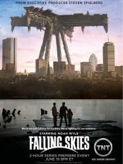 Affiche de la série FALLING SKIES
