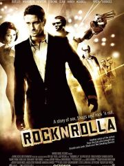Affiche du film ROCKNROLLA