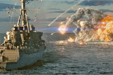 Photo du film BATTLESHIP