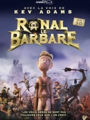 Affiche du film RONAL LE BARBARE