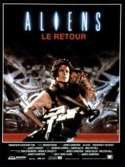 Affiche du film ALIENS, LE RETOUR