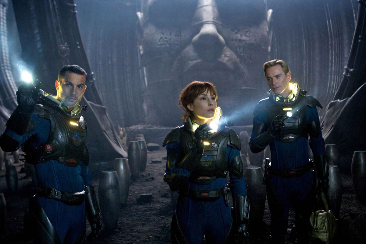 Photo 1 du film PROMETHEUS