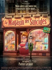 Affiche du film LE MAGASIN DES SUICIDES