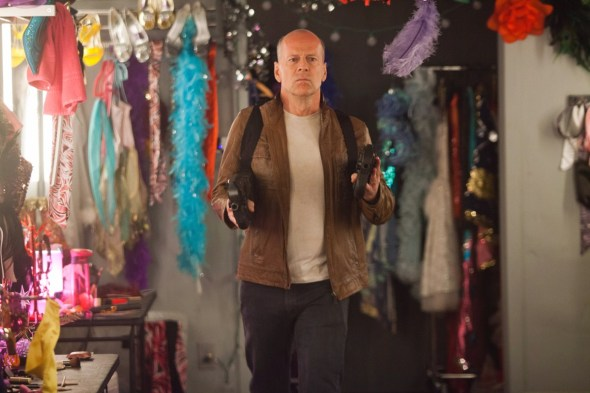 Photo (2) du film LOOPER