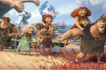 Photo du film Les Croods