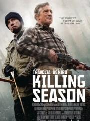 Affiche du film KILLING SEASON