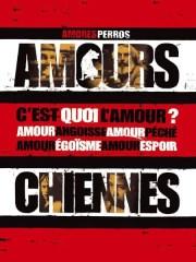 Affiche du film AMOURS CHIENNES
