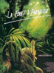 Affiche du film LA FORET D'EMERAUDE