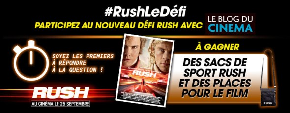 Concours RUSH