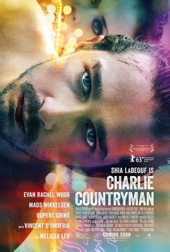 Affiche US du film CHARLIE COUNTRYMAN