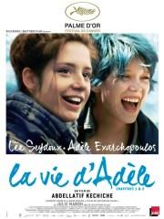 Affiche du film LA VIE ADELE