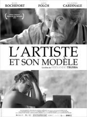 Affiche du film L'ARTISTE ET SON MODÈLE