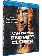 Blu-ray du film ENEMIES CLOSER