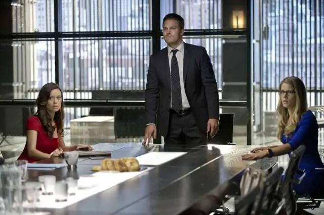 Photo de Arrow - saison 2 © The CW Television Network