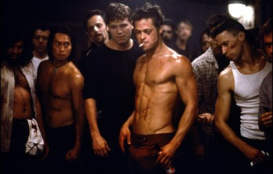 Brad Pitt - David Fincher - Fight Club