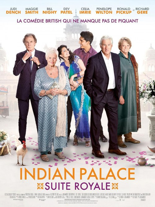 1 avril 2015 - Indian Palace Suite Royale