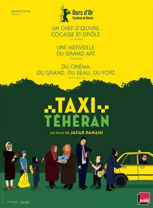 15 avril 2015 - Taxi Téhéran