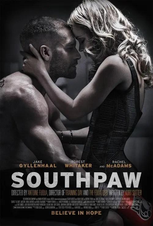 22 juillet 2015 - Southpaw