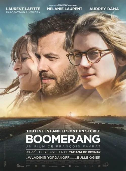 23 septembre 2015 - Boomerang