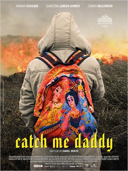 7 octobre 2015 - Catch me Daddy