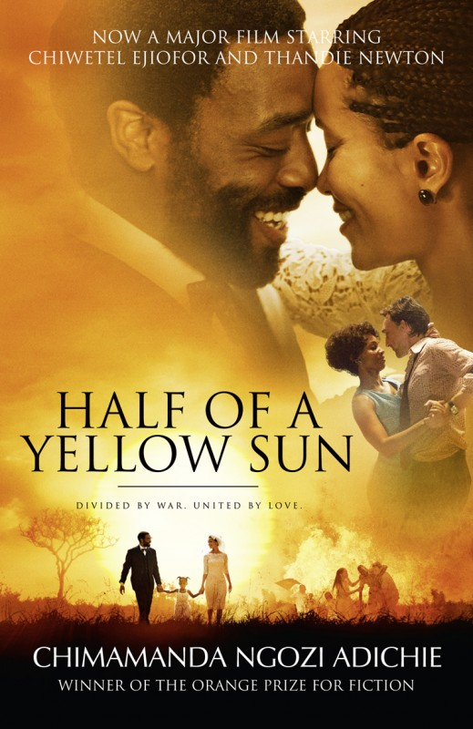Affiche du film HALF OF A YELLOW SUN
