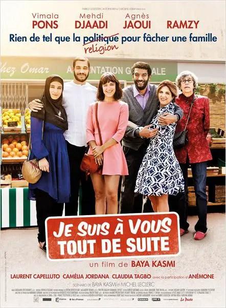 Affiche du film JE SUIS À VOUS TOUT DE SUITE