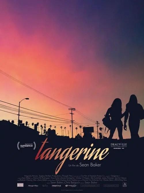 30 décembre 2015 - Tangerine