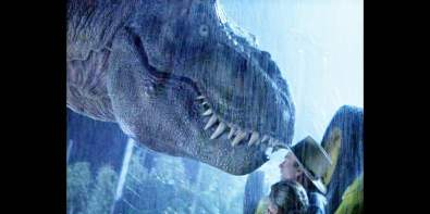 T-Rex VS Grant