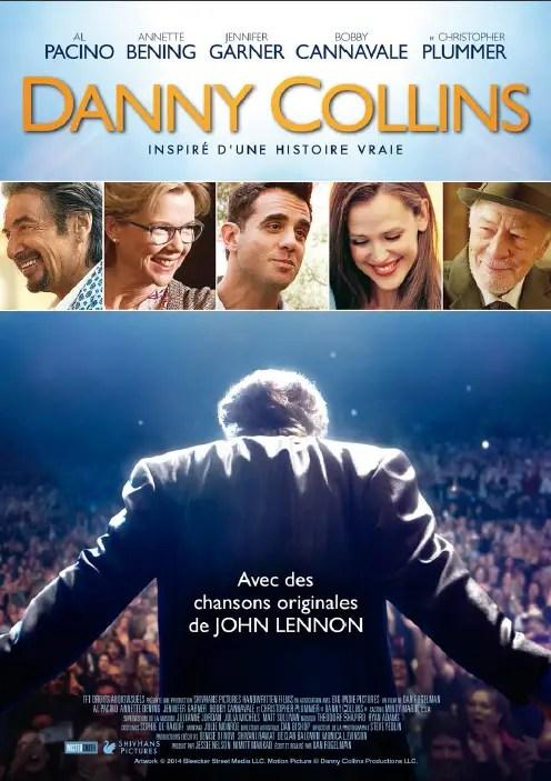 Affiche du film DANNY COLLINS