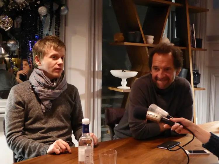Alex Lutz, Stéphane De Groodt © Le Blog Du Cinéma