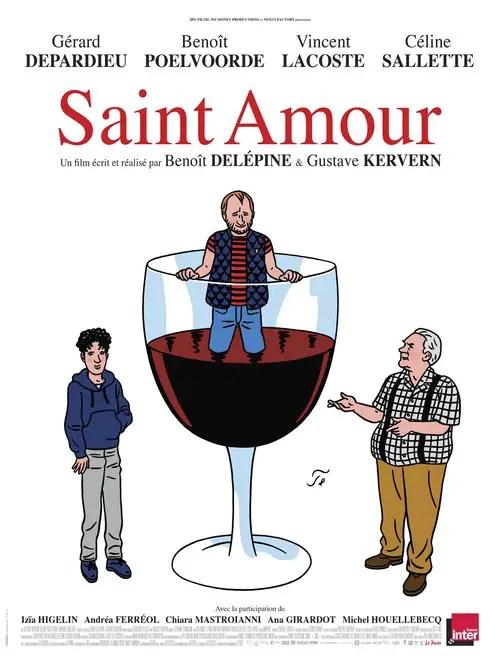 2 mars 2016 - Saint Amour