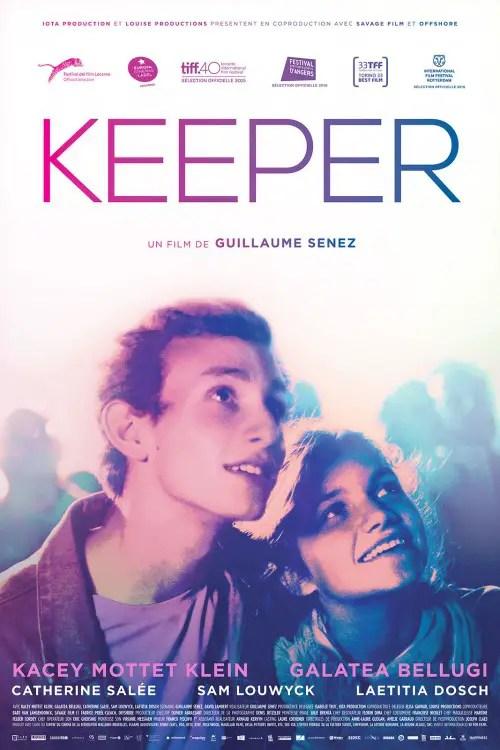 Affiche du film KEEPER